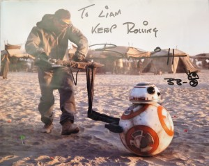 Brian Herring BB 8