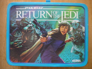 ROTJ Metal Lunchbox 1