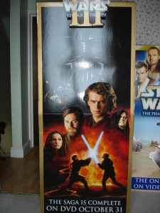 ROTS Video promo display