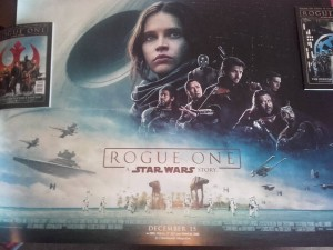 Rogue One Cinema Poster