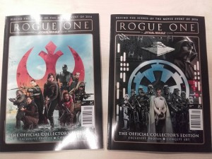 Rogue One Collector Editions
