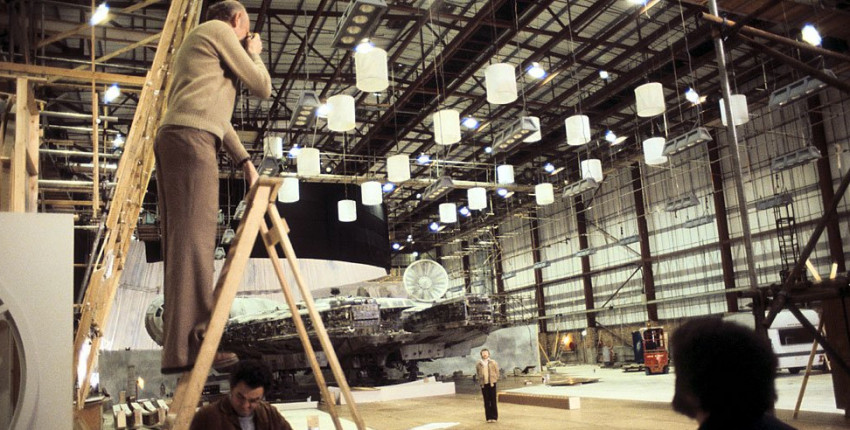 Star Wars Elstree HOTH