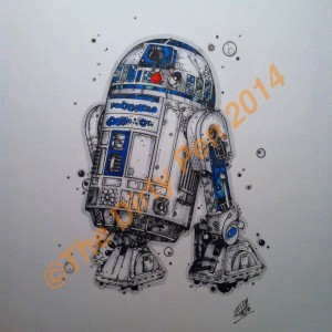 Dirty Pen Artoo