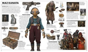 Maz Kanata - Visual Dictionary