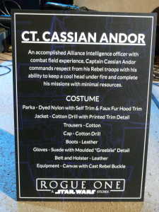 Ct. Cassian Andor Desc.