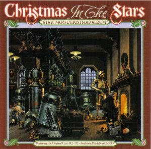 Star Wars Christmas Album - Front