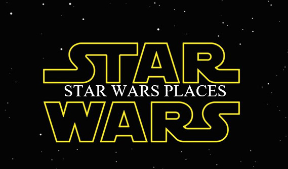 star wars places