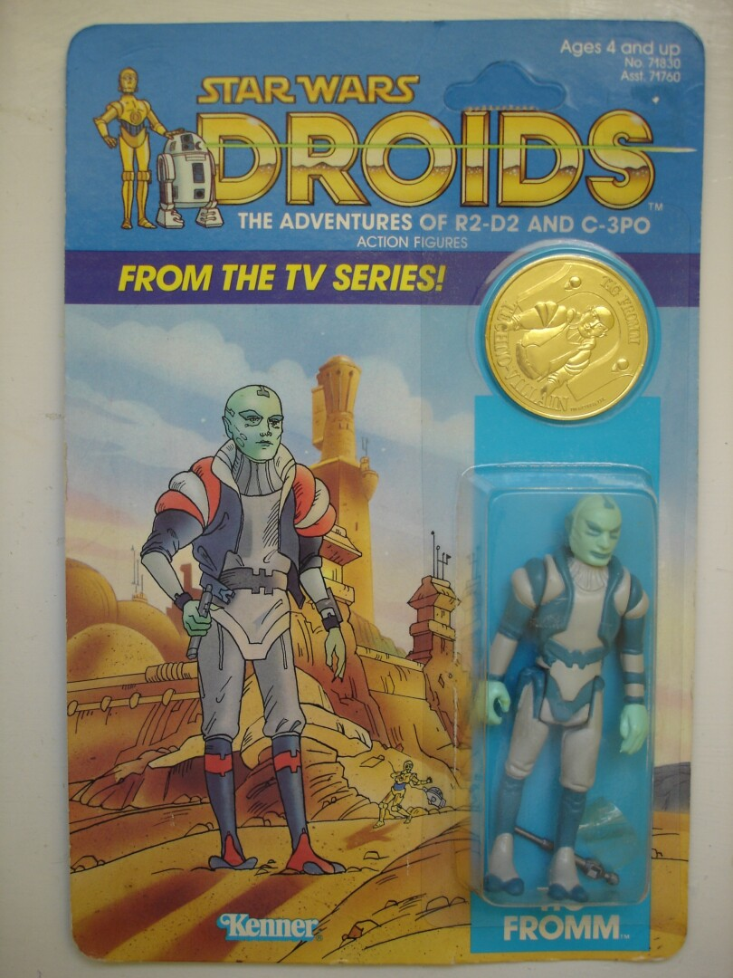 Droids - Tig Fromm