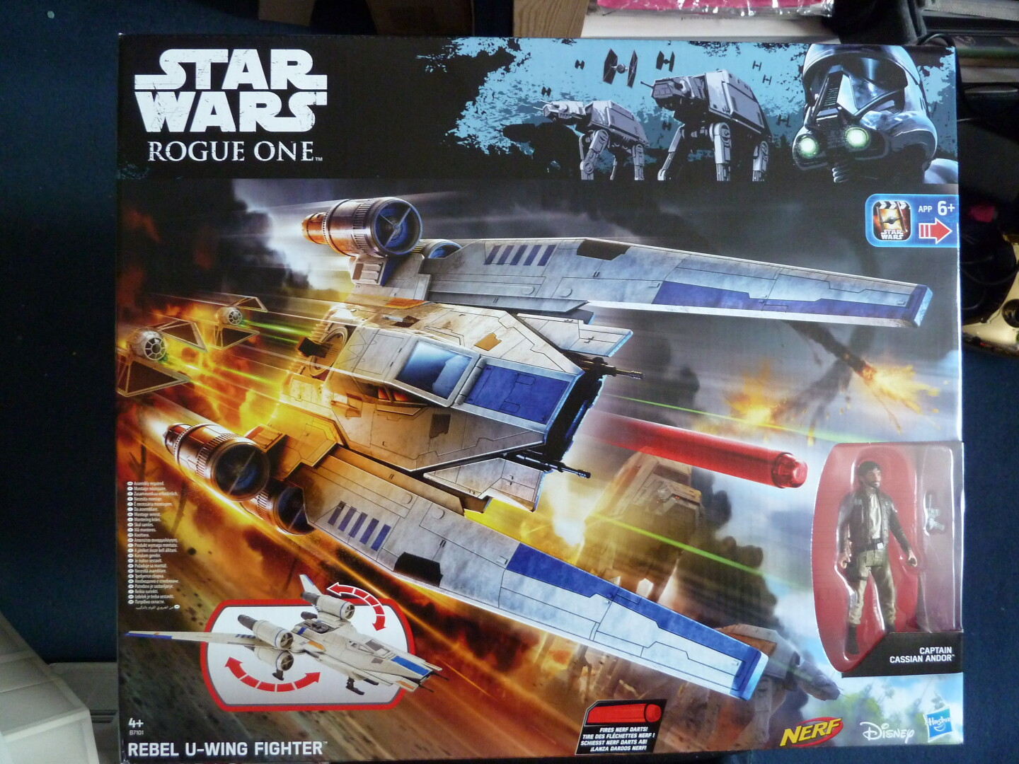 Rogue One Vehicles