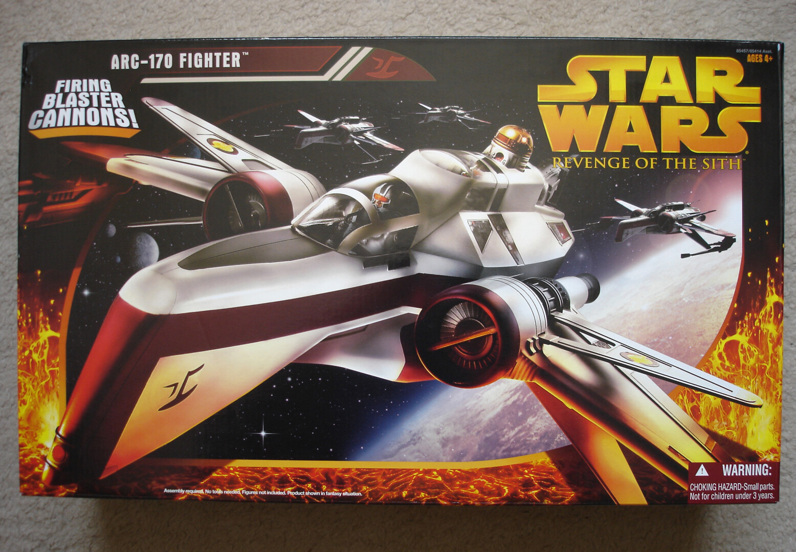 ROTS ARC-170 Fighter