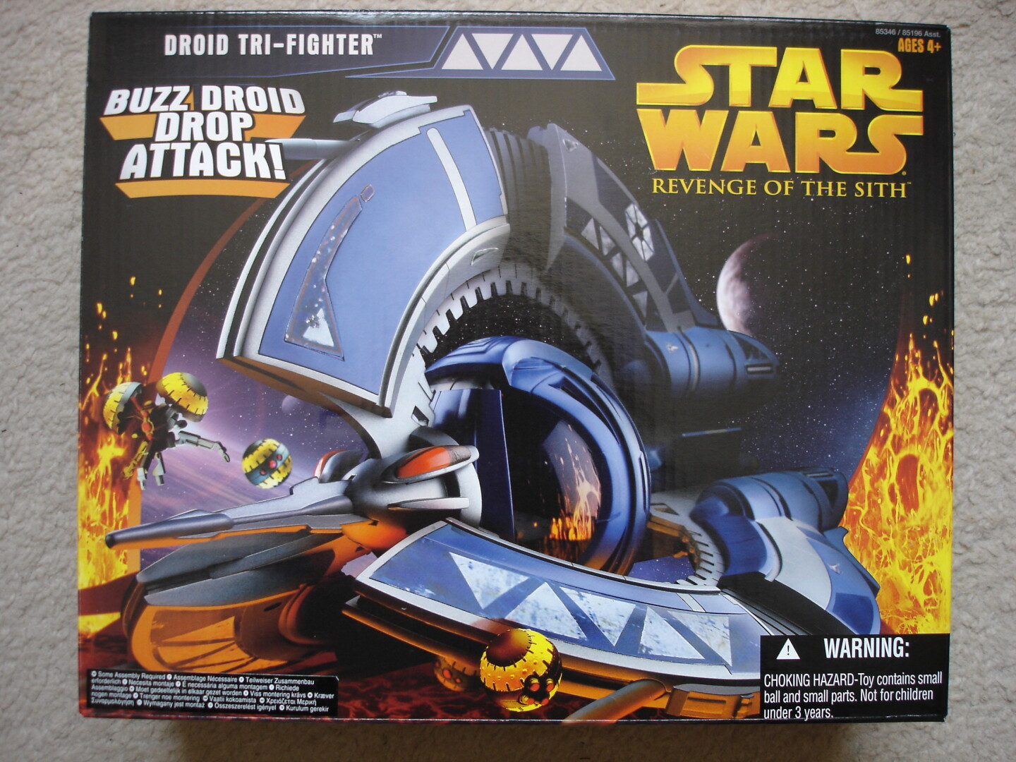 ROTS Droid Tri-Fighter