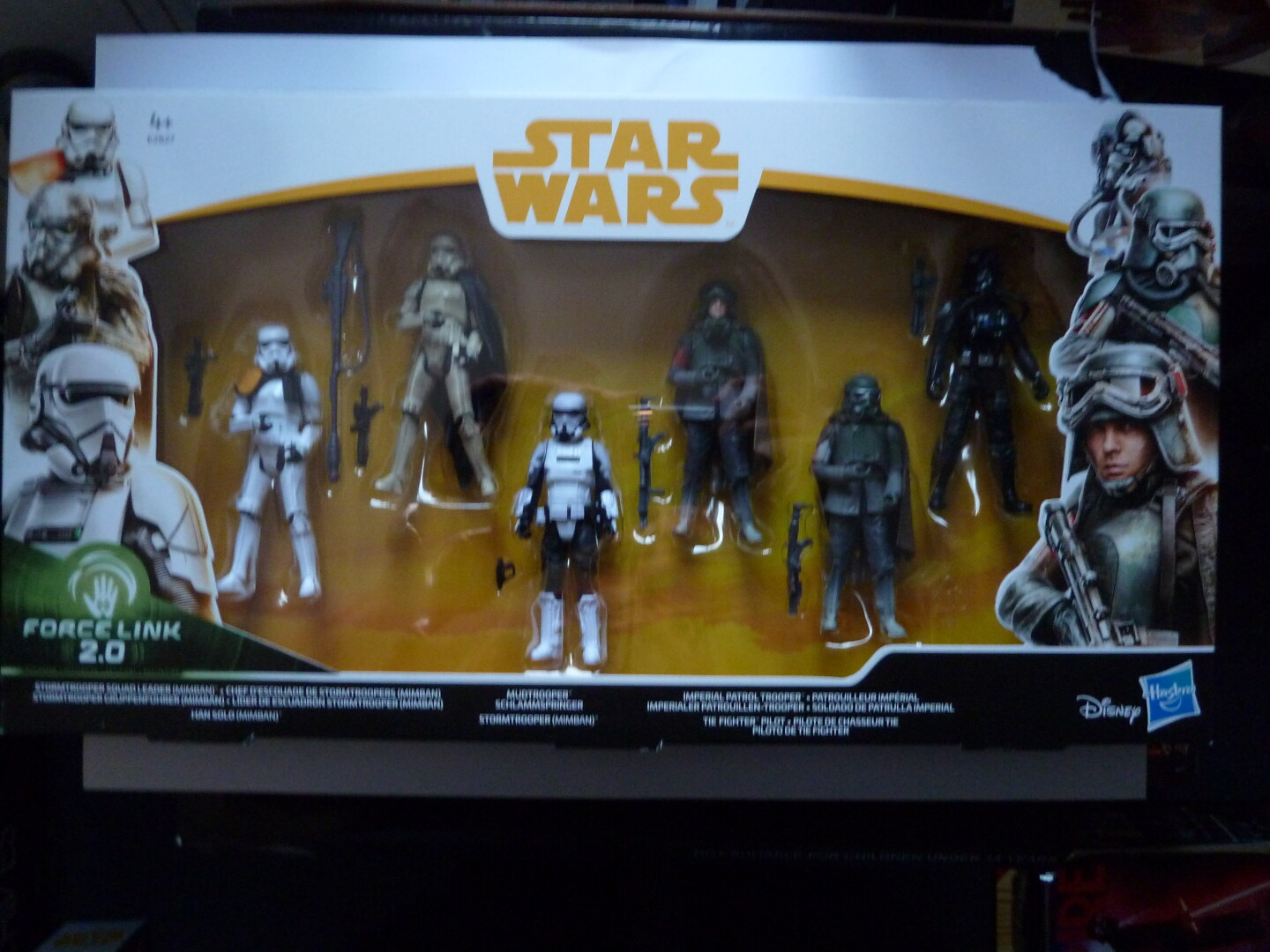 SOLO 6-pack Imperial forces
