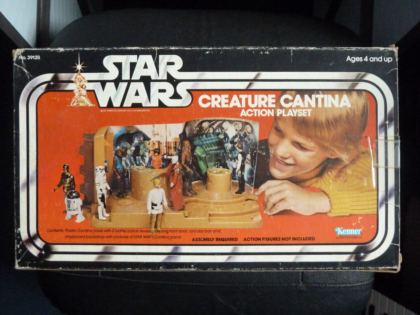 SW Playsets & Stand